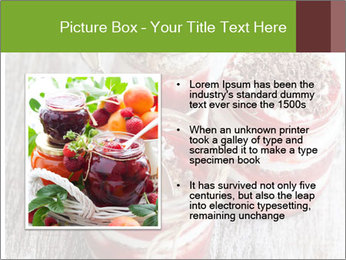 Healthy Dessert PowerPoint Templates - Slide 13
