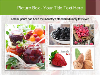 Healthy Dessert PowerPoint Templates - Slide 19