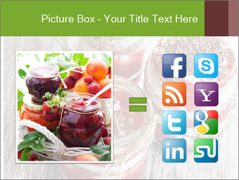 Healthy Dessert PowerPoint Templates - Slide 21