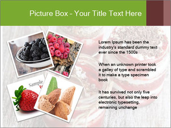 Healthy Dessert PowerPoint Templates - Slide 23
