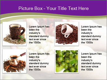 Coffee Beans In Palms PowerPoint Template - Slide 14