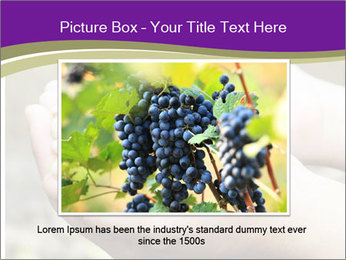 Coffee Beans In Palms PowerPoint Template - Slide 15