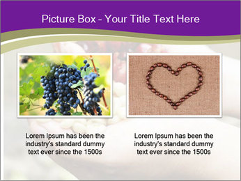 Coffee Beans In Palms PowerPoint Template - Slide 18