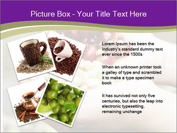 Coffee Beans In Palms PowerPoint Template - Slide 23