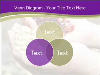 Coffee Beans In Palms PowerPoint Template - Slide 33