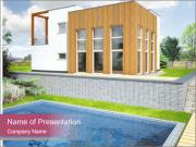 Majestic House PowerPoint Templates