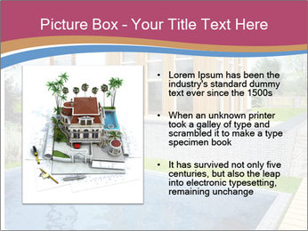 Majestic House PowerPoint Template - Slide 13