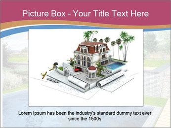 Majestic House PowerPoint Templates - Slide 15