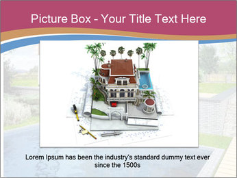 Majestic House PowerPoint Template - Slide 16