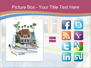 Majestic House PowerPoint Templates - Slide 21