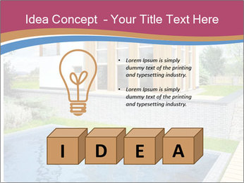 Majestic House PowerPoint Template - Slide 80