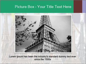 Eiffel Tour Souvenir PowerPoint Template - Slide 15