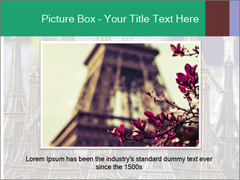 Eiffel Tour Souvenir PowerPoint Template - Slide 16