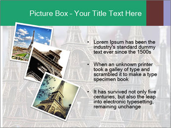 Eiffel Tour Souvenir PowerPoint Template - Slide 17