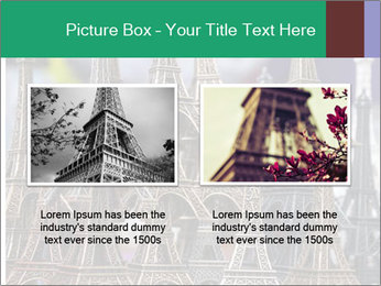 Eiffel Tour Souvenir PowerPoint Template - Slide 18
