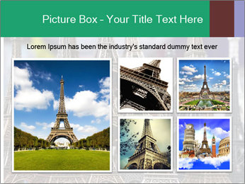 Eiffel Tour Souvenir PowerPoint Template - Slide 19
