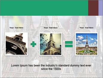 Eiffel Tour Souvenir PowerPoint Templates - Slide 22
