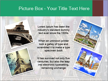 Eiffel Tour Souvenir PowerPoint Template - Slide 24