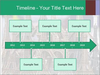 Eiffel Tour Souvenir PowerPoint Templates - Slide 28