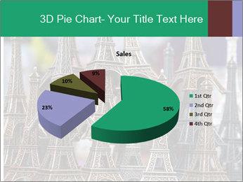 Eiffel Tour Souvenir PowerPoint Templates - Slide 35