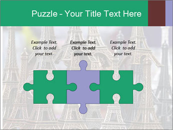 Eiffel Tour Souvenir PowerPoint Template - Slide 42