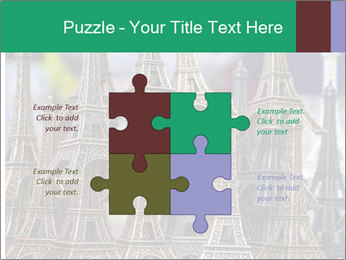 Eiffel Tour Souvenir PowerPoint Template - Slide 43