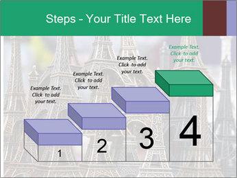 Eiffel Tour Souvenir PowerPoint Templates - Slide 64
