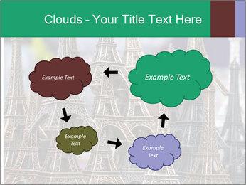 Eiffel Tour Souvenir PowerPoint Templates - Slide 72