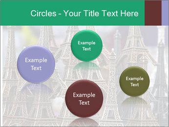 Eiffel Tour Souvenir PowerPoint Templates - Slide 77