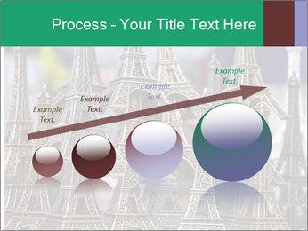 Eiffel Tour Souvenir PowerPoint Templates - Slide 87