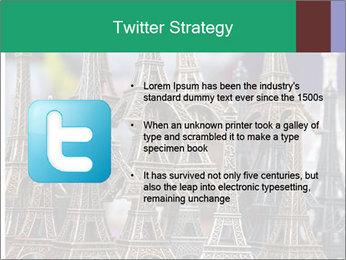 Eiffel Tour Souvenir PowerPoint Templates - Slide 9