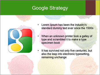 Food Coloring PowerPoint Templates - Slide 10