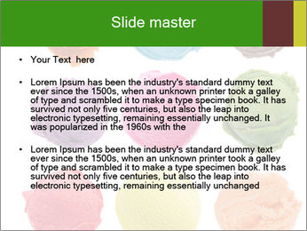 Food Coloring PowerPoint Templates - Slide 2