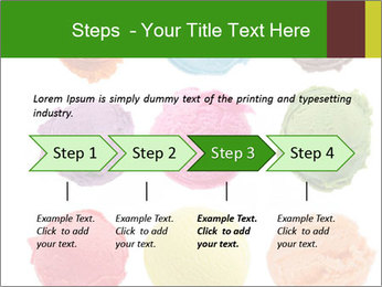 Food Coloring PowerPoint Templates - Slide 4
