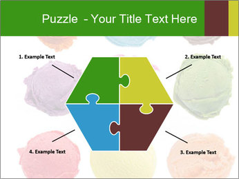 Food Coloring PowerPoint Templates - Slide 40