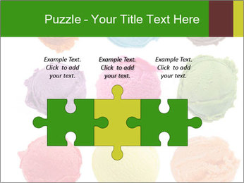 Food Coloring PowerPoint Templates - Slide 42
