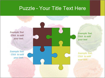 Food Coloring PowerPoint Templates - Slide 43