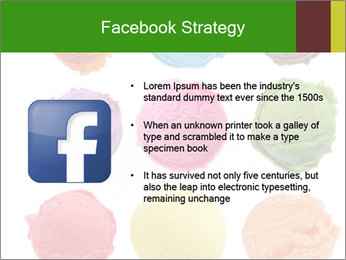 Food Coloring PowerPoint Templates - Slide 6