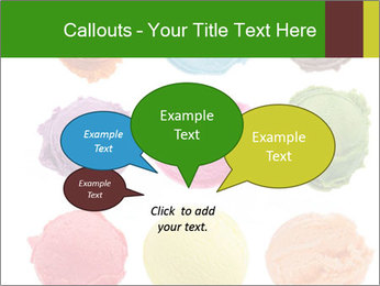 Food Coloring PowerPoint Templates - Slide 73