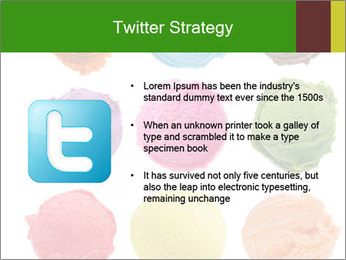 Food Coloring PowerPoint Templates - Slide 9