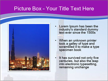 Super High Building PowerPoint Template - Slide 13