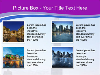 Super High Building PowerPoint Template - Slide 14