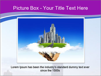 Super High Building PowerPoint Template - Slide 15