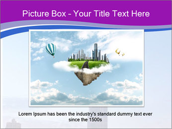 Super High Building PowerPoint Template - Slide 16