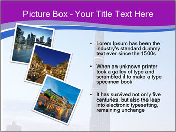 Super High Building PowerPoint Template - Slide 17