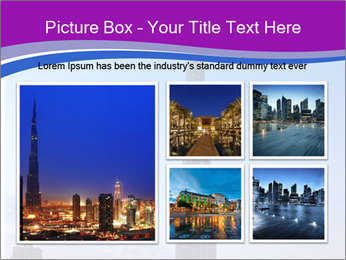 Super High Building PowerPoint Template - Slide 19