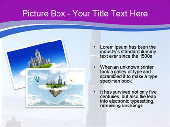 Super High Building PowerPoint Template - Slide 20