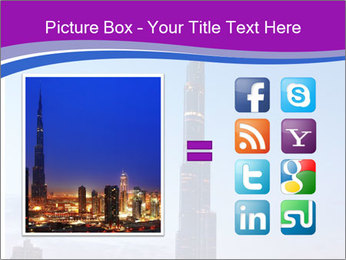 Super High Building PowerPoint Template - Slide 21