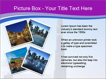 Super High Building PowerPoint Template - Slide 23