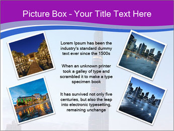 Super High Building PowerPoint Template - Slide 24